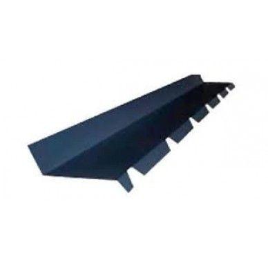 produit faitiere faitiere tole laquee contre mur les 2m10atouts mat riaux mat riaux de. Black Bedroom Furniture Sets. Home Design Ideas
