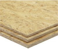 OSB SANS RAINURE  PLAQUE OSB3 9MM 250 X 125